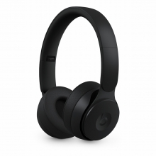 Beats Solo Pre Wireless Noise Cancelling Headphones - Black