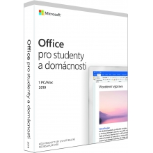Microsoft Office Home and Student 2019 CZ (BOX)